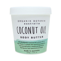 Organki Botanik Body Butter Coconut Oil 200g