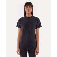 Silent Theory-Boyfriend Tee-Washed Black