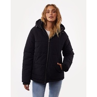 All About Eve-Essential Puffer Jacket-Black