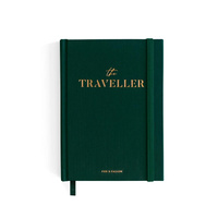 Fox & Fallow-The Traveller Mini Travel Diary