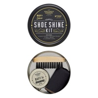 Wild + Wolf-Travel Shoe Shine Tin