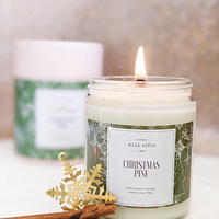 Mila Effie Christmas Candle