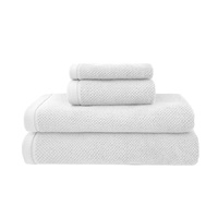 Bambury Angove Bath Towel 70x140cm- White