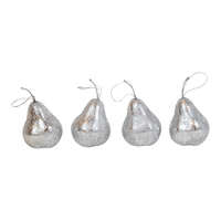 Pure-XQOPSP4-Plastic Silver Pears