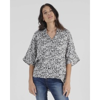 Betty Basics Ellis Shirt -Ink Blot