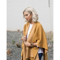 Stella + Gemma Jane Cape Wrap