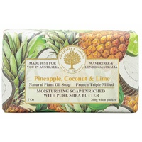 Wavertree & London Pineapple, Coconut and Lime Soap